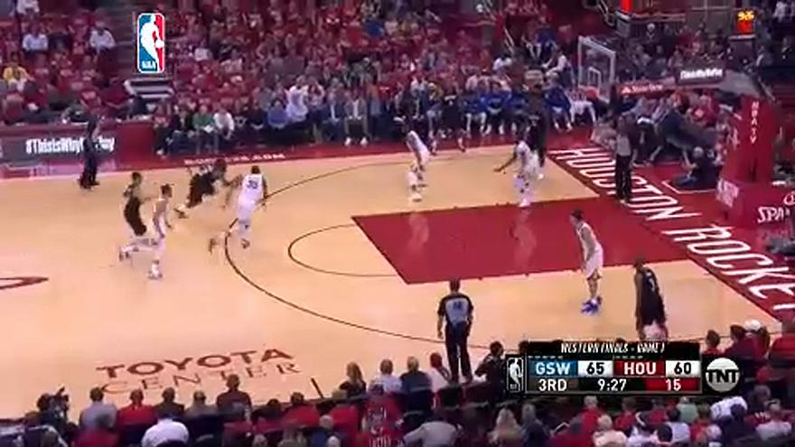Houston Rockets-Golden State Warriors 106-119