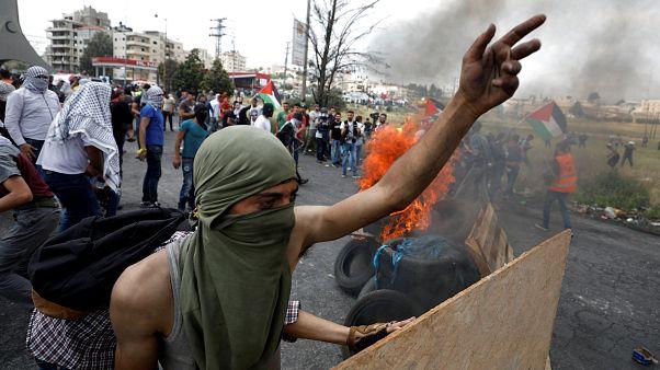 Δυτική Όχθη: Συγκρούσεις στην ημέρα μνήμης