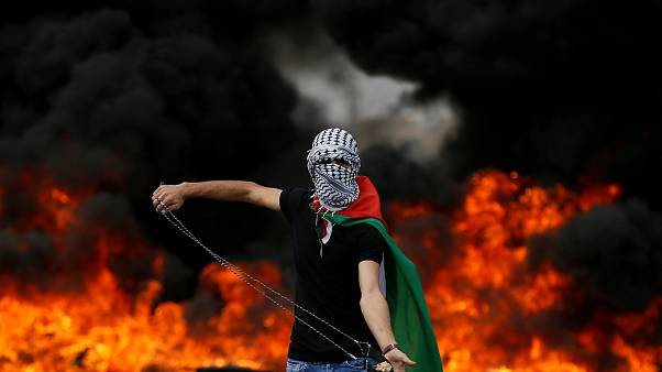 """Heurts en Cisjordanie à l'occasion des 70 ans de la """"Nakba"""""""