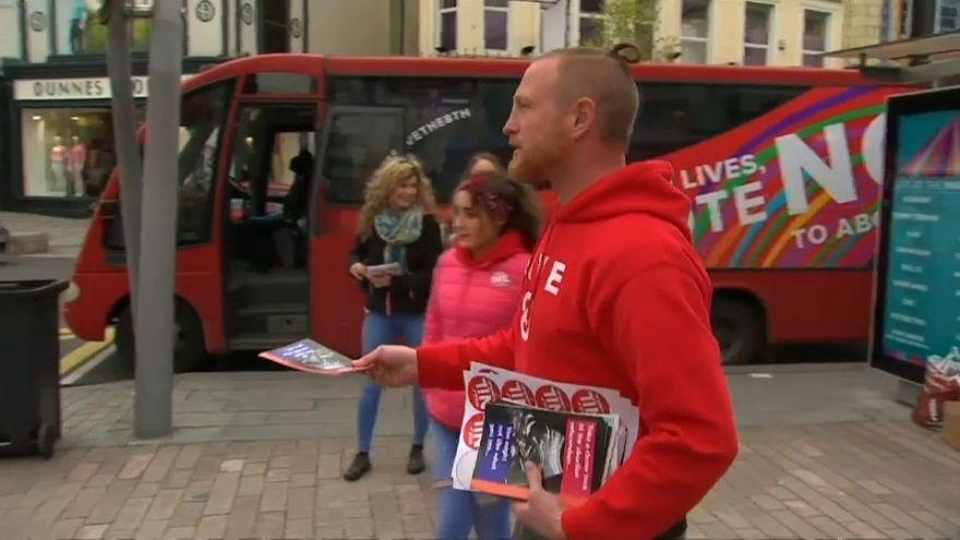 Ireland anti-abortion campaigners