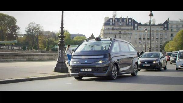 La rivoluzione francese dei veicoli autonomi