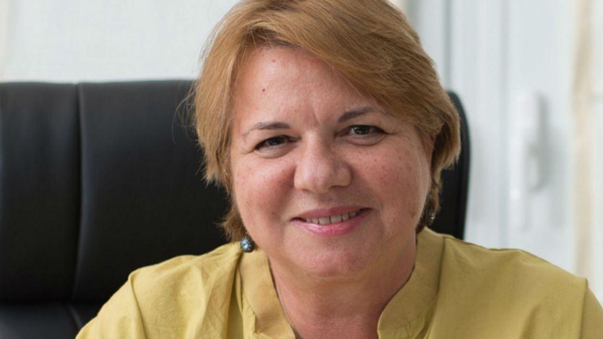 سفيرة إسرائيل لدى بلجيكا، سيمونا فرانكل
