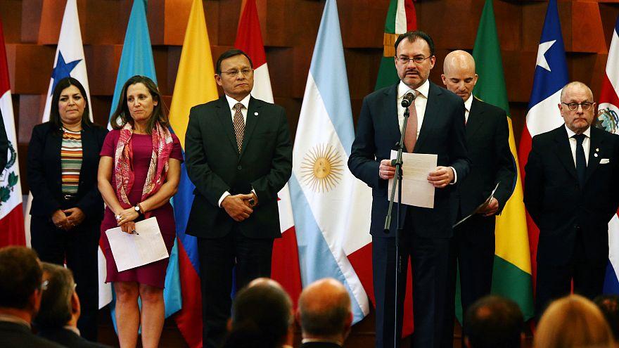 Grupo de Lima exige suspensão de presidenciais na Venezuela