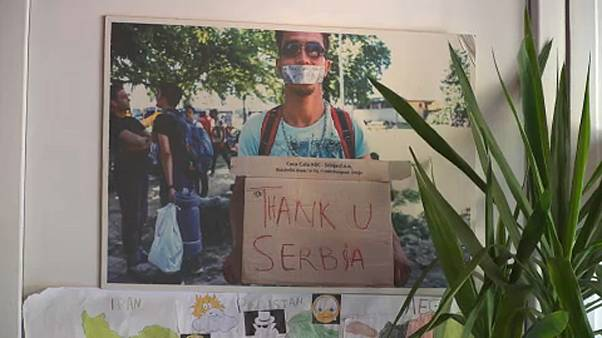 Serbia: a 'transit' shelter for migrants