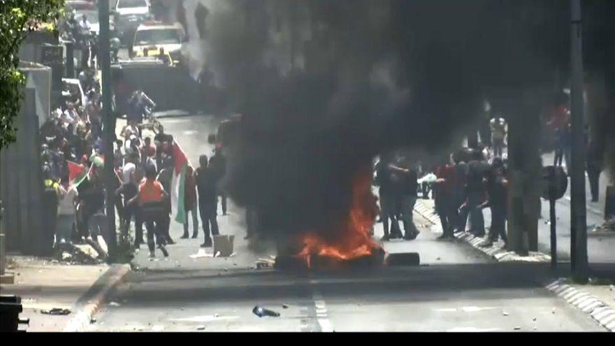 Cisjordania también arde