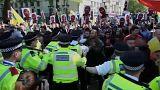 Erdogan wird von Queen empfangen - Proteste vor Regierungssitz