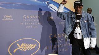 "Spike Lee regressa a Cannes com ""BlacKkKlansman"""