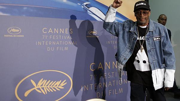 "Spike Lee regressa a Cannes com ""BlacKkKlansman"""