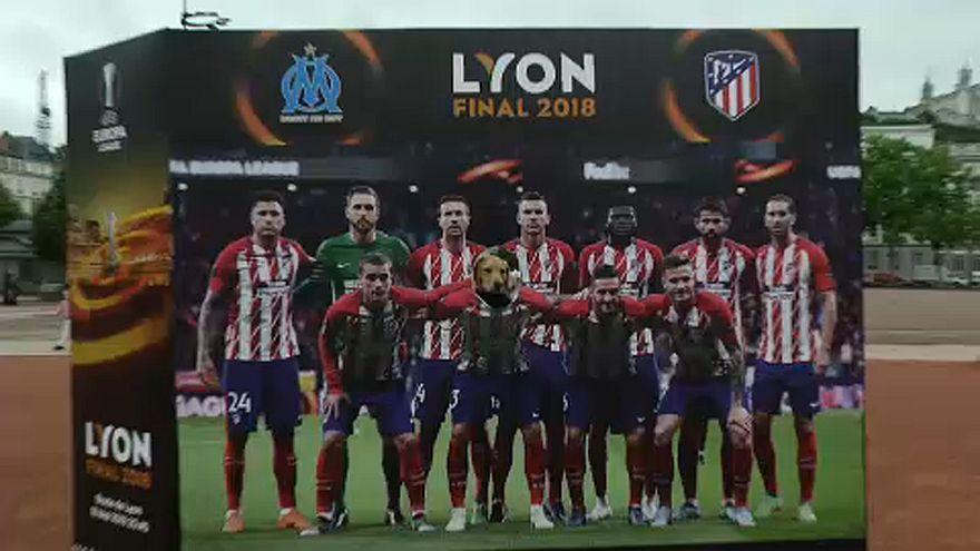 Hatalmas a készültség a lyoni Európa-liga-döntő előtt