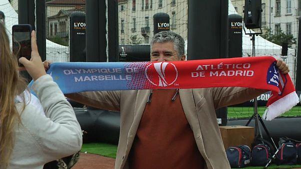 Lyon Avrupa Ligi finaline hazır