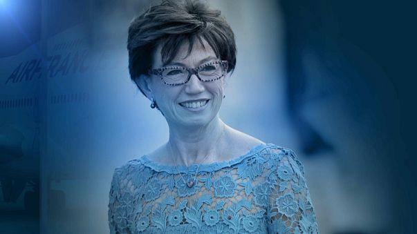Anne-Marie Couderc prend la tête d'Air France KLM