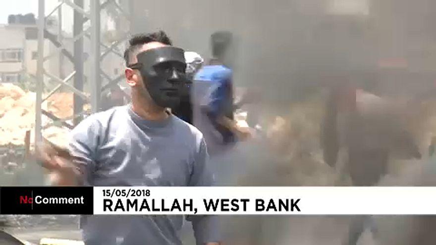 Ünnep és gyász a Gázai övezetben