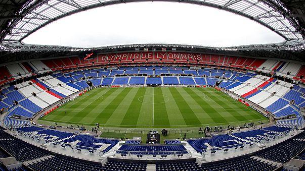 Lyon bereit sich auf Europa-League-Finale vor