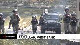 Filistinlilerin 'Büyük Felaket' günü protestosu