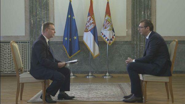 رئیسجمهور صربستان: تحریم روسیه مثل این است که پایمان را قطع کنیم