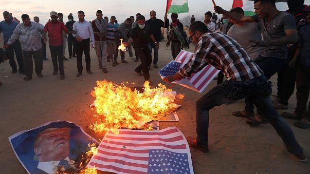 La Unión Europea frente al avispero palestino-israelí