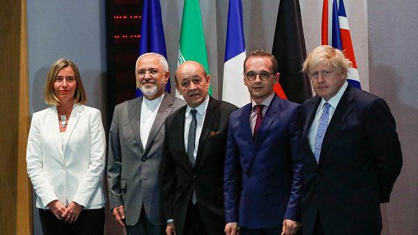 L'Unione Europea resta al fianco dell'Iran nell'accordo sul nucleare