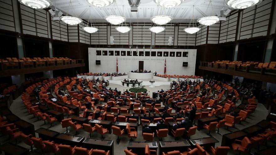 İsrail'le anlaşmaların iptal edilmesi önerisi TBMM'de reddedildi