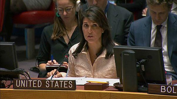 EEUU se queda solo ante la ONU en su defensa de Israel