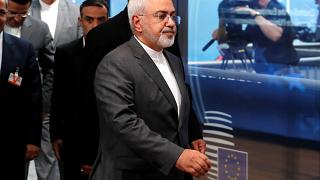 Zarif à Bruxelles pour sauver l'accord sur le nucléaire iranien