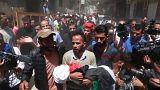 Gaza: Kleinkind stirbt bei Protesten