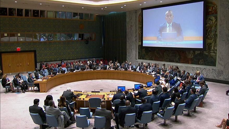 EUA em defesa isolada de Israel no Conselho de Segurança da ONU