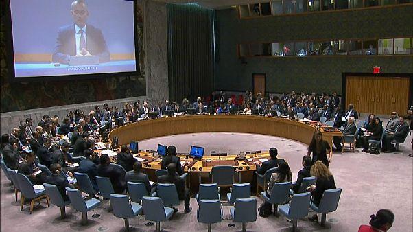 """Совбез ООН: """"опасный вакуум"""""""