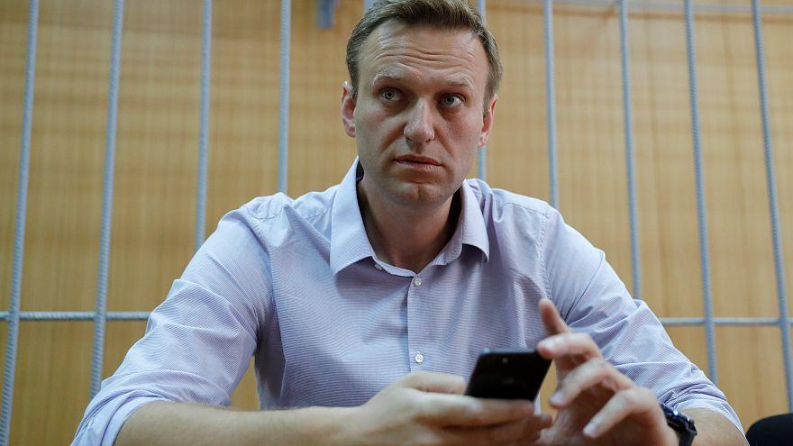 Retour à la case prison pour l'opposant russe Alexeï Navalny
