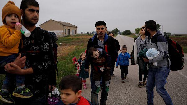 12 εκατομμυρία εκτοπισμένοι λόγω πολέμου
