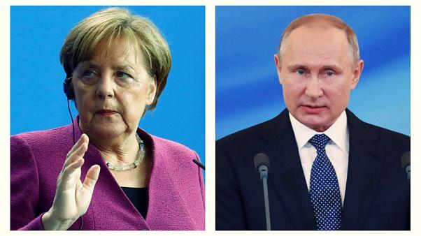 برجام و مناقشه اوکراین؛ اهمیت دیدار پوتین و مرکل
