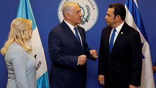 Guatemala, Kudüs'te elçilik açan ikinci ülke oldu