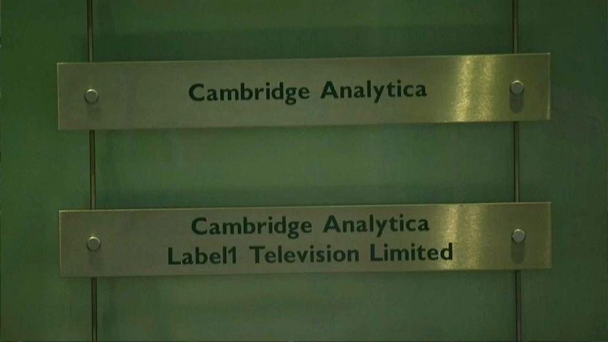 FBI investigates Cambridge Analytica