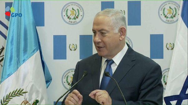 Guatemala eröffnet Botschaft in Jerusalem
