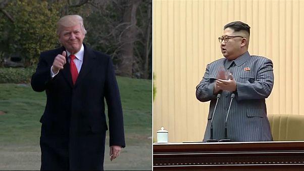 Corea del Norte amenaza con anular la cumbre entre Trump y Kim Jong-un