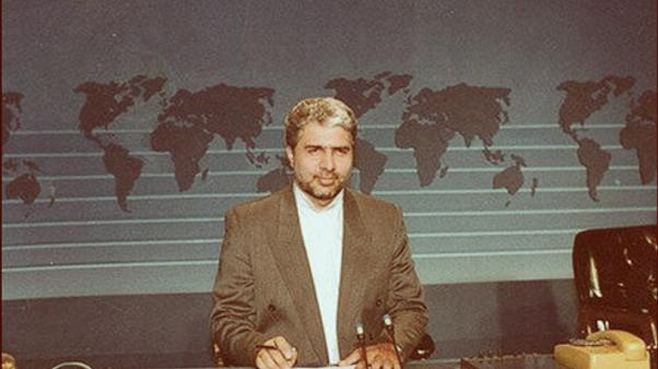 قاسم افشار، گوینده خبر سالهای جنگ ایران درگذشت