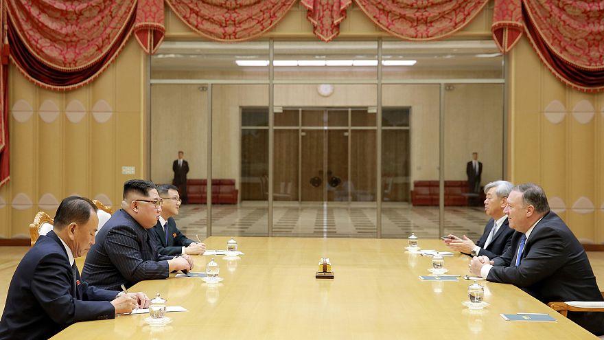 Kuzey Kore'den tarihi zirve için iptal sinyali
