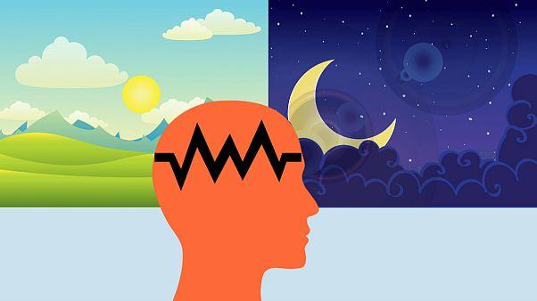 اختلال ساعت بیولوژیکی، کجخلقی و افسردگی را افزایش میدهد