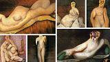 هوش مصنوعی پیکرههای برهنه نقاشی میکند