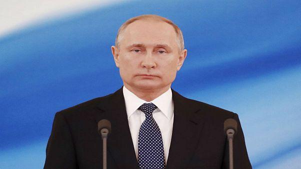 سفن حربية روسية ستجوب البحر المتوسط كامل السنة بحسب بوتين