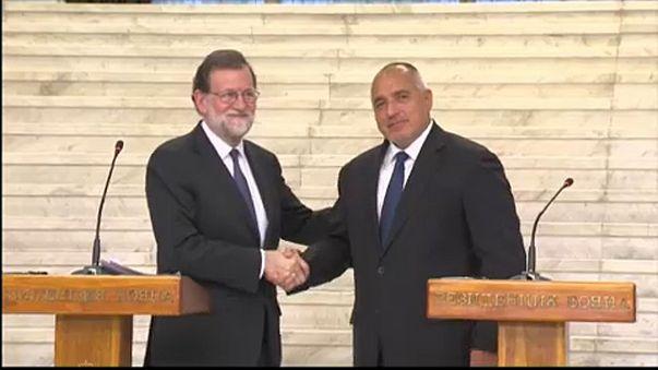 Catalan crisis hits Western Balkans summit