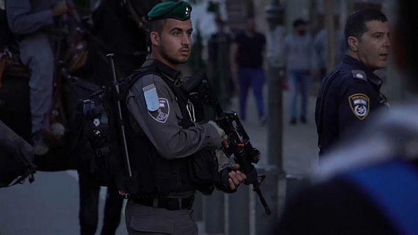 Demonstrationen in Jerusalam