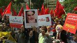 Iranianos solidarizam-se com palestinianos