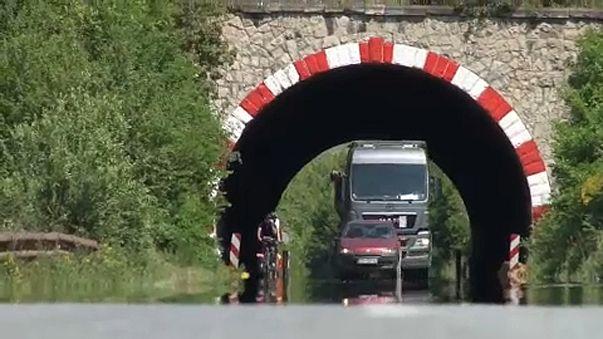 A Balkán fejlődésének gátja a közlekedési infrastruktúra