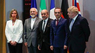 Mogherini: İran'la nükleer anlaşma diplomatik kazanım