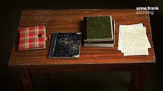 Neue Seiten aus Anne Franks Tagebuch