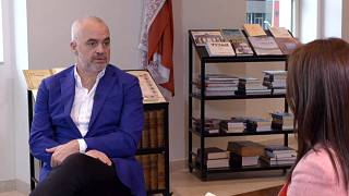 """""""For us it's a matter of life and death"""": Albanian PM Rama on EU membership"""