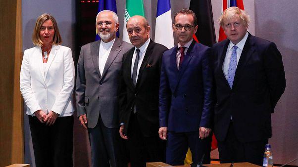 Nucléaire iranien : les Européens déterminés à sauver l'accord