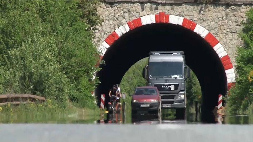 Westbalkangipfel: Die miesen Straßen Mazedoniens