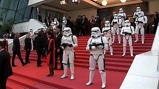 """""""Han Solo"""" aterriza en el Festival de Cine de Cannes"""