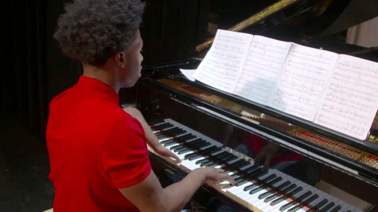 Darrius Simmons: Musik kennt keine Grenzen